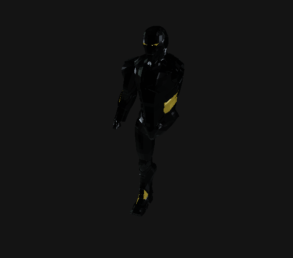 Stealth Iron Man v1