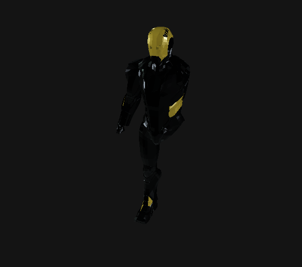 Stealth Iron Man v2